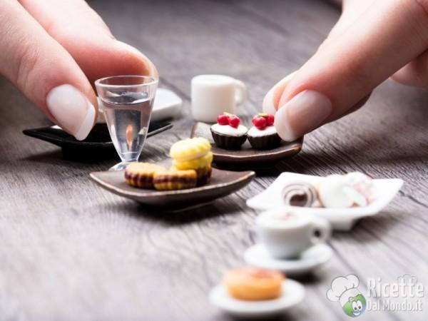 Tiny food, l'arte del cibo in miniatura