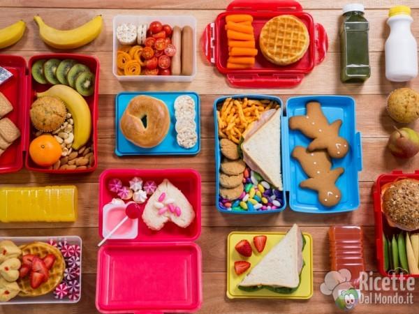 Idee Pranzo Ufficio : Lunch box ricette per il pranzo in ufficio pronte in minuti