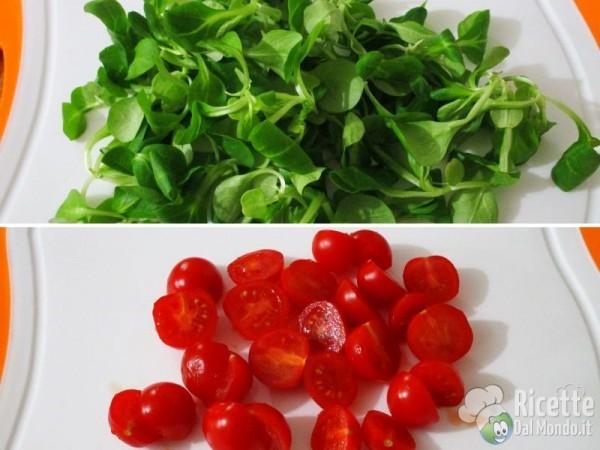 Insalata con i legumi 2