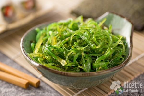 Come usare le alghe in cucina