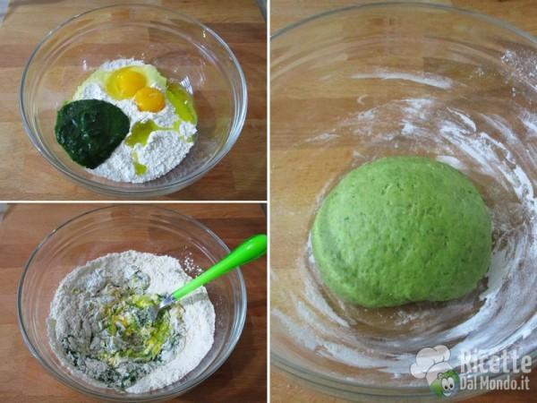 Pasta fresca colorata 4