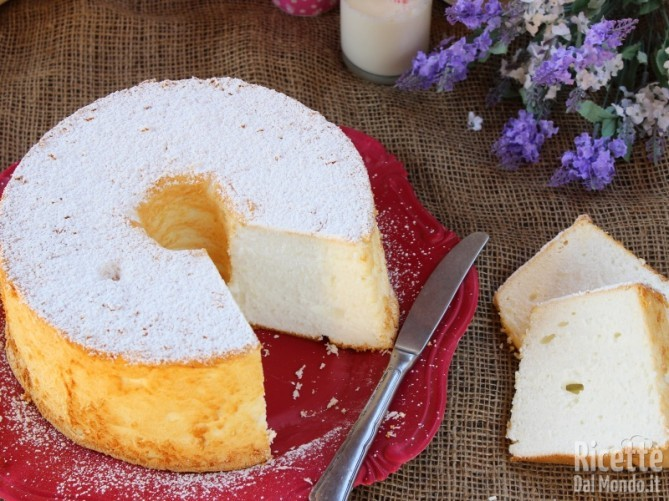Angel food cake gluten free 5