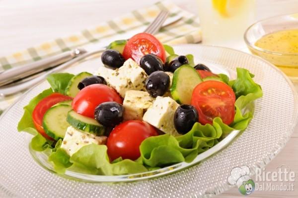 Piatti tipici della cucina greca