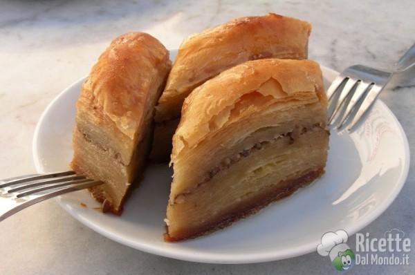Baklavà: il dolce tipico della Grecia