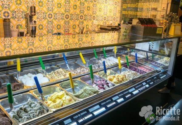 Le migliori gelaterie italiane