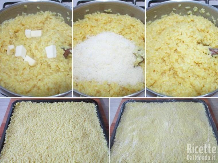 Arancini siciliani di riso 3