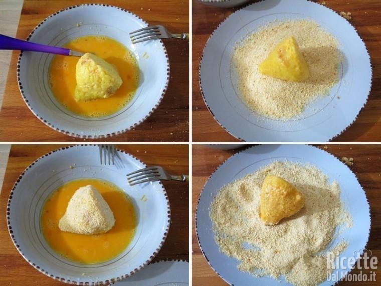 Arancini siciliani di riso 9