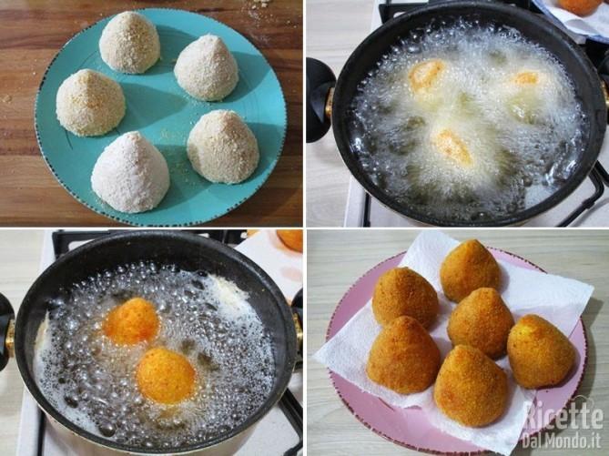 Arancini siciliani di riso 10