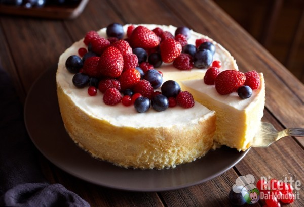 Cheesecake 10 dolci americani per il 4 luglio