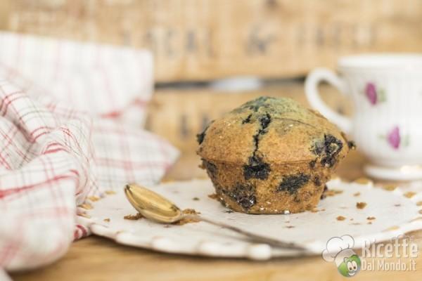 Blueberry muffin 10 dolci americani per il 4 luglio