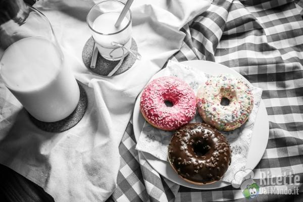 Donuts: 10 dolci americani per il 4 luglio