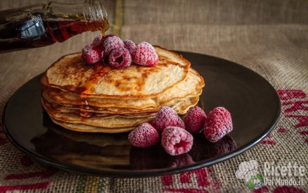 Pancakes 10 dolci americani per il 4 luglio