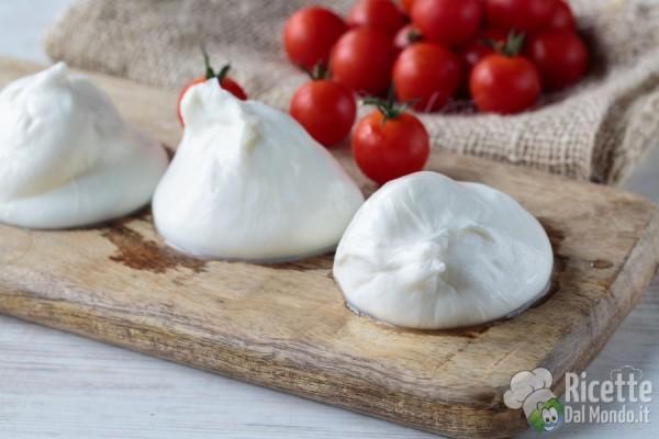 Puglia - burrata