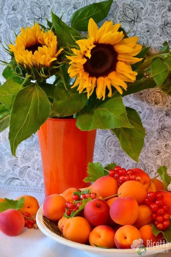 Frutta e verdura a luglio