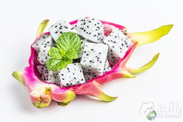 Dragon fruit, cos'è e come si consuma