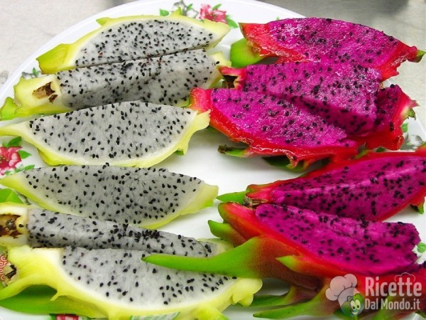 Dragon fruit - frutto del drago