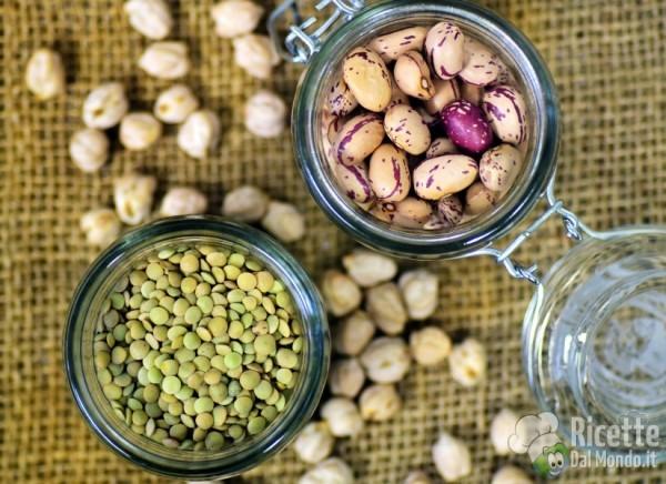 10 insoliti utilizzi del forno a microonde: ammollare i legumi