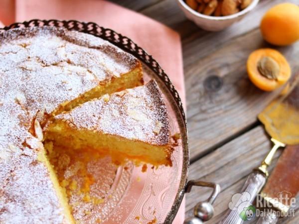 Ricetta torta di albicocche soffice