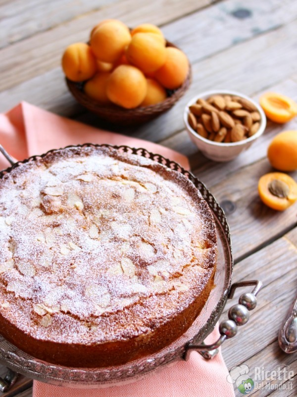 Come fare la torta di albicocche