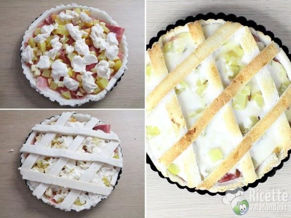 Torta salata pancarrè 3