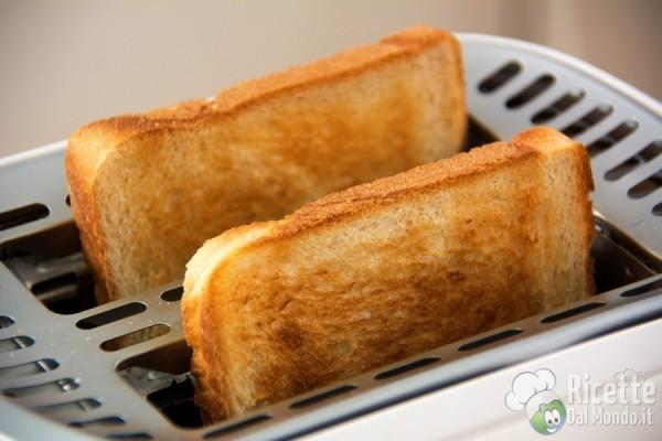 Come fare le bruschette - il pane