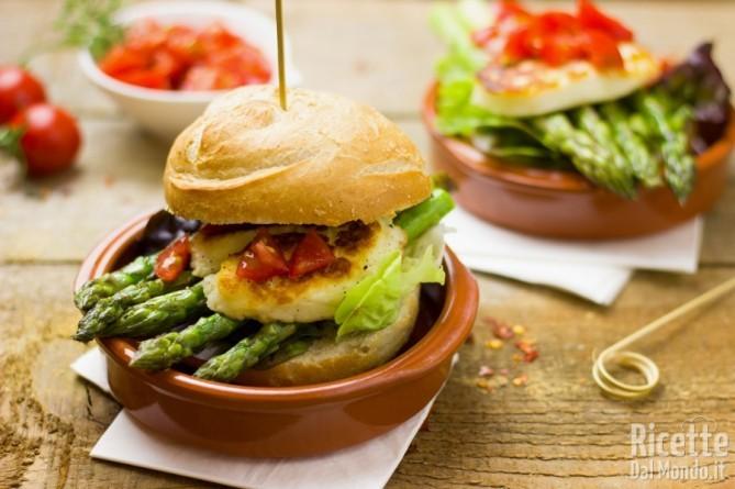Come fare gli hamburger vegetariani 2
