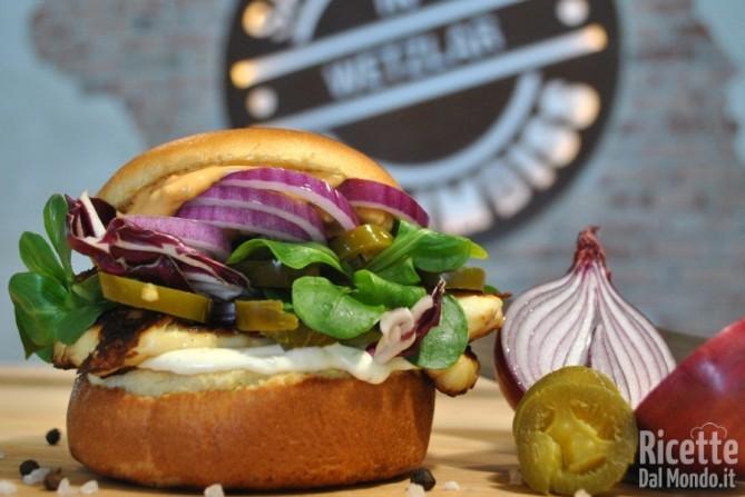 Come fare gli hamburger vegetariani 3