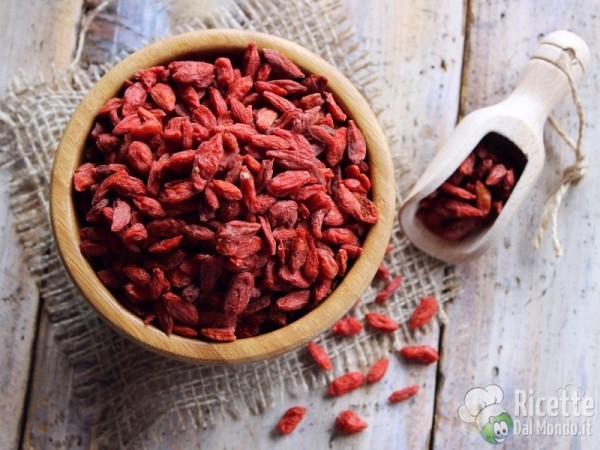 Bacche di goji - il superfood 2