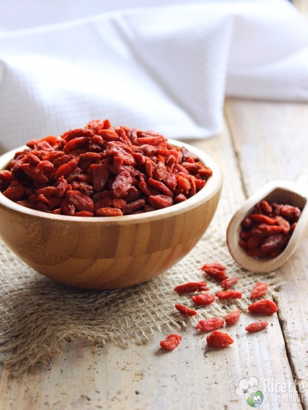 Bacche di goji - il superfood 4