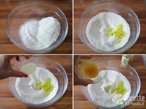 Cookies limone e cocco 2