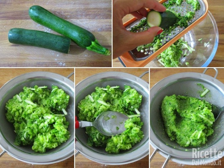 Dolce con le zucchine 2