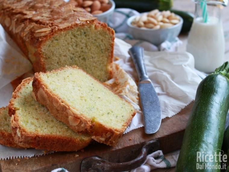 Ricetta zucchini bread americano