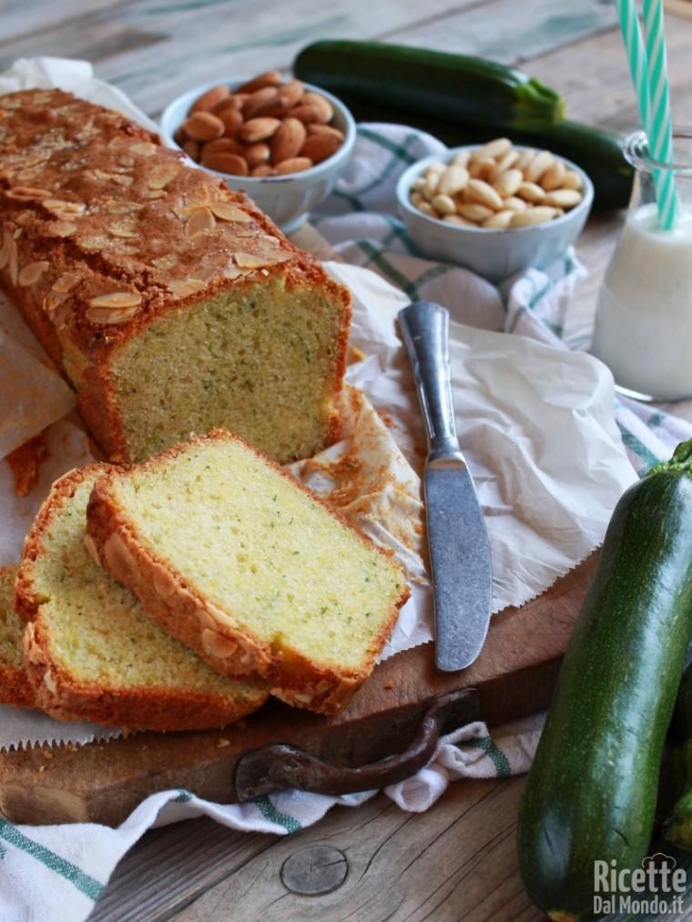 Zucchini bread morbidissimo