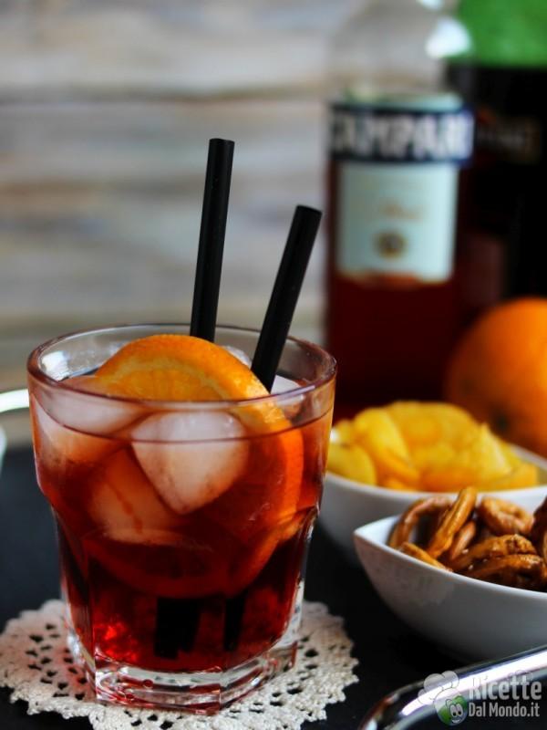 Come fare il cocktail negroni