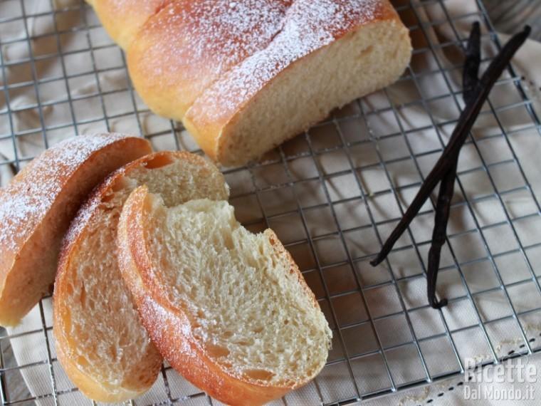 Pan brioche all'acqua