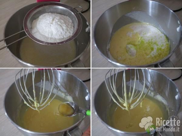 Torta soffice con fichi freschi e yogurt greco 3