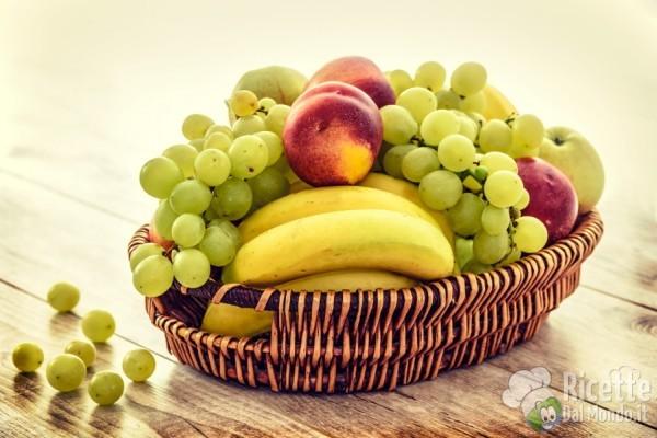 Frutta e verdura di settembre 2