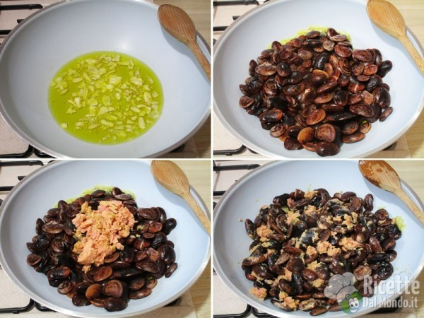 Pasta integrale tonno e fagioli 7