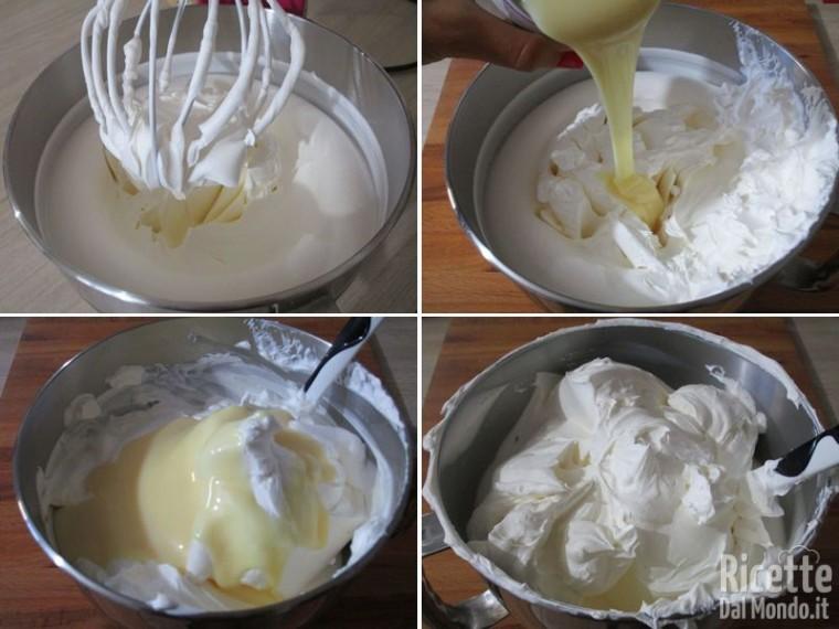 Semifreddo gelato vaniglia e cioccolato 2