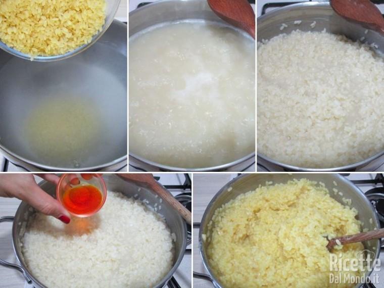 Arancini di riso siciliani bianchi 2