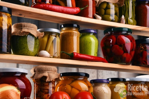 Norme per la sicurezza della preparazione delle conserve 3