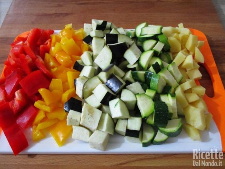 Stufato di verdure 2