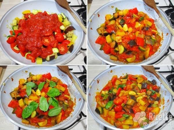 Stufato di verdure 4