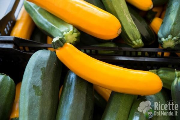 Zucchine gialle