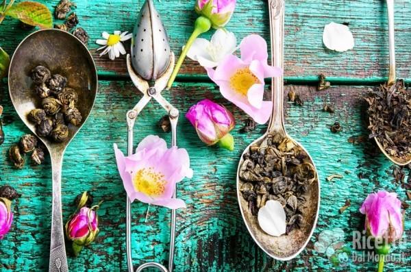 Tipi di tè: il tè originale cinese