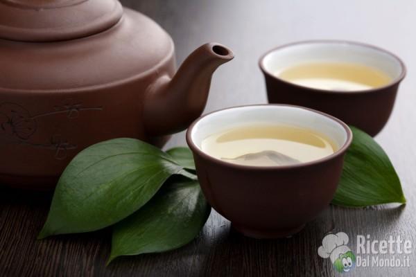 Tipi di tè: il tè bianco