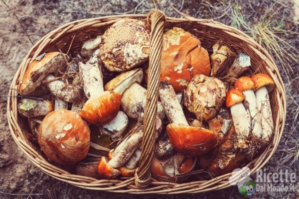 Frutta e verdura di ottobre: zucca e funghi