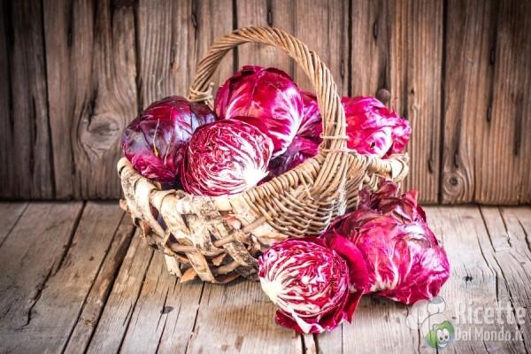 Frutta e verdura di ottobre: radicchio