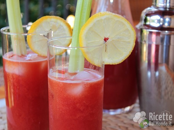 Bloody Mary: ricette di Halloween