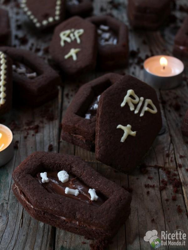 Come fare i biscotti bara al cioccolato